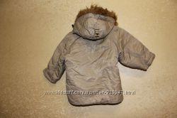 демисезонная куртка курточка 1-2-3 года