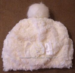 Зимняя нарядная шапочка Pupill, р. 3-5 лет