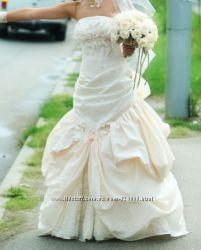 Срочно свадебное платье также прокат