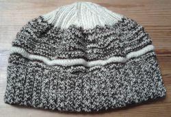 женская шапка новая полушерсть не дорого теплая зимняя