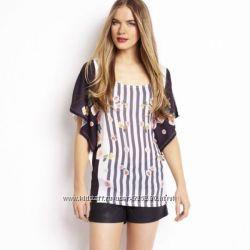 Шикарная блузка Laura Clement France, 44-46 наш