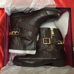 Ботинки Juicy Couture, оригинал, 39 размер, кожа