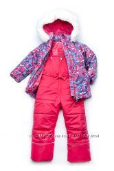 Зимний детский костюм-комбинезон из мембранной ткани