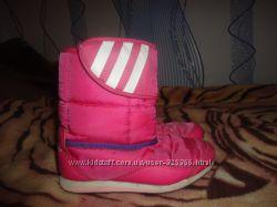 Сапоги Adidas SENEO SNOWSTRIPES, р. 33, по стельке 20 см