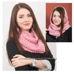 Очень нежный шарф-снут от Mary Kay