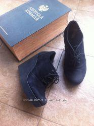 Кожаные туфли 36р.