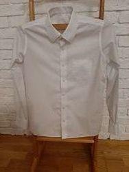 рубашка MARKS&SPENSER, Великобритания, р.12-13лет рост 158