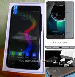 Смартфон blackview e7 Android 6, 4ядра 116gb, сканер отпечатка пальц