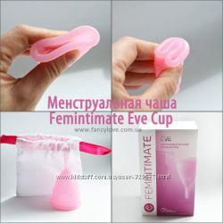 Менструальная чаша Femintimate Eve Cup душ опционно, Испания