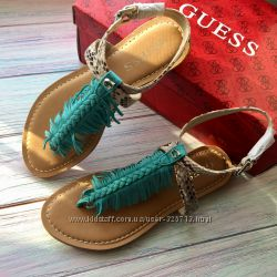 Красивые сандали Guess Оригинал 36 размер