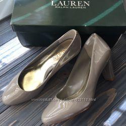 Туфли Ralph Lauren Оригинал кожа 36-36, 5 размер 23, 5см