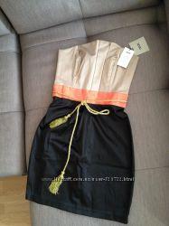 шикарное платье бюстье к Новому Году