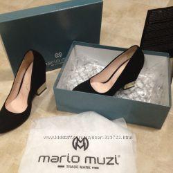 Шикарные туфли Mario Muzi