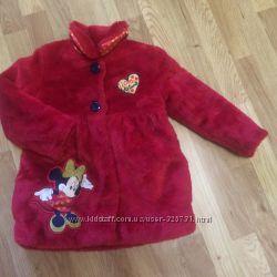шубка Минни Маус Disney от George