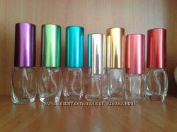 В продаже стеклянные атомайзеры для отлива парфюмерии. В наличии