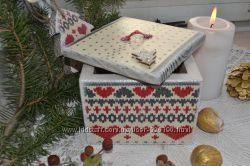 Декупаж Новогодние подарки