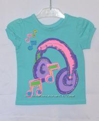 Новые футболки Childrens Place на 2г