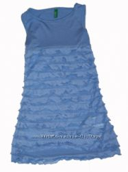 новое платье Benetton на 3-4 года
