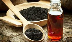 Масло черного тмина косметическое и пищевое