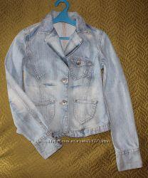 Женская джинсовая куртка Gloria Jeans