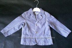 Наш стильный летний пиджак для юного модника от Chicco