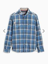 Рубашка в клеточку от Next