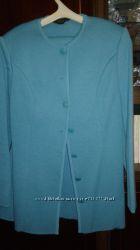 Трикотажный женский костюм р. 52