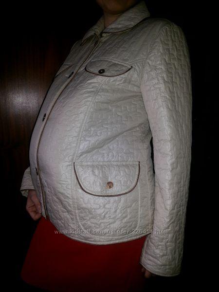 Элегантная куртка для будущих мам