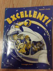 Учебник английского языка EXCELENT2 Teacher&acutes Guide в отличном состоян