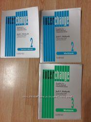 Учебник английского Interchange Teacher&acutes Manual, Workbook2, Workbook3