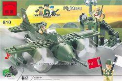 Конструктор Истребитель BRICK 810