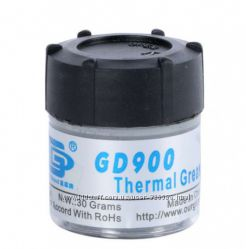 Термопаста GD900, теплопроводность  4, 8 ВтM-K, в Киеве