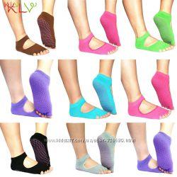 Носки для йоги PinkDots Акция