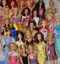 Выкуп больших лотов Barbie, Monster high с сайта e-bay