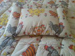 Детское одеяло и подушка Billerbeck Беби