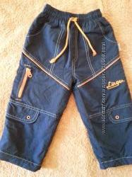 брюки с флисом осень-зима 2-3 года Linger