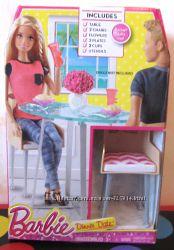 Мебель барби аксессуары стол для кукол кукольная стиральная машинка Barbie