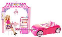Кукла Барби, кафе malibu, машина Barbie Life in the Dreamhouse из Дом мечты