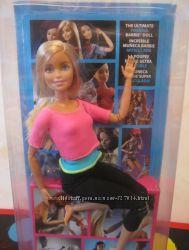 Куклы Барби шарнирные Barbie Made to Move Mattel оригинал