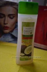 Шампунь для сухих и поврежденных волос Пшеница и кокос