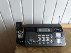 Новый факсимильный аппарат на термобумаге