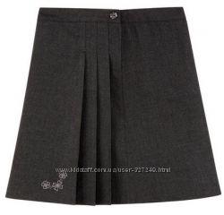 Фирменная школьная юбка с тефлоновым покрытием Nut Meg Англия
