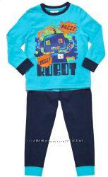 Пижамы для мальчиков F&F Англия комплекты и поштучно
