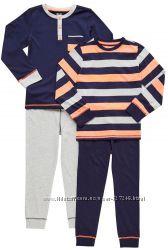 Очень красивая пижамка для мальчика 7-8 лет F&F Англия