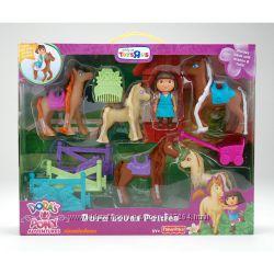 Кукла Даша Dora исследователь разные наборы от Fisher Price в нал