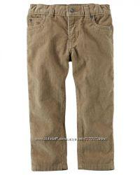 Вельветовые штаны CARTERS