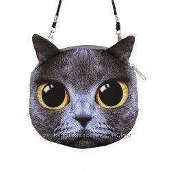 Сумка сумочка кот