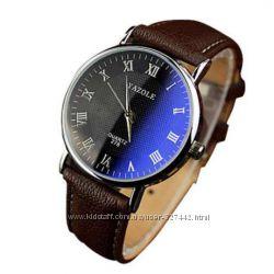 Мужские часы кварцевые Yazole