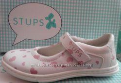 Туфли балетки кожа Stups