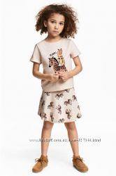 Красивенный костюмчик от НМ, 4-6 лет